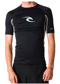 Rip Curl Wave Short Sleeve Uv Tee, 0090
