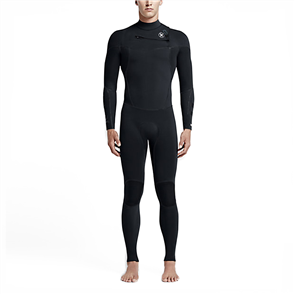 Hurley Mens Phantom 2/2mm Full steamer Wetsuit 00A