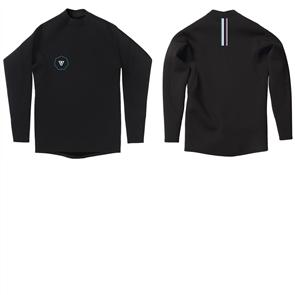 Vissla 1Mm Performance Long Sleeve Jacket, Black