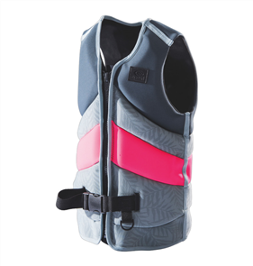Rip Curl Womens D/Patrol Buoyancy Vest, Charcoal Grey