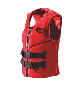 Rip Curl Womens Omega Buoyancy Vest, Red