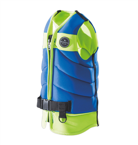 Rip Curl Youth D/Patrol Buoyancy Vest, Blue