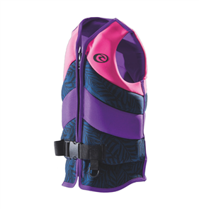 Rip Curl Youth Dawn Patrol Buoyancy Vest, Pink