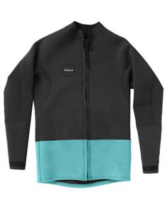 Vissla 2Mm Front Zip Jacket, Phantom