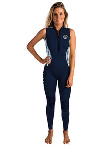 Rip Curl Dawn Patrol 1.5mm Long Jane Wetsuit, Blue