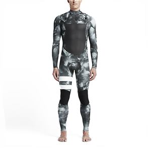 Hurley Boys Fusion 3/2mm Full Wetsuit, Cool Grey 06B