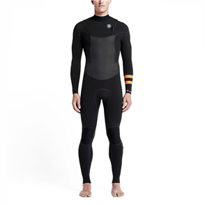 Hurley Mens Ltd 2/2mm Full Suit Wetsuit 00Ab, Black B