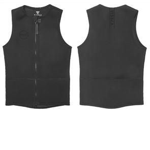 Vissla Front Zip Vest, Stealth