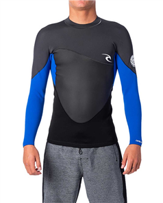 Rip Curl Omega 1.5Mm Long Sleeve Jacket, Blue