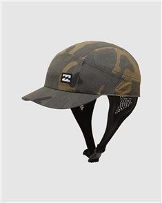 Billabong UPF50 SURF CAP, Army Camo