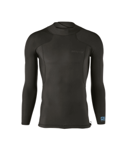 Patagonia R1 Lite Yulex L/S Top, Black