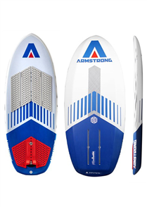 "Armstrong Foils Surf Kite Tow Board 4'5.5"" 33.5L"