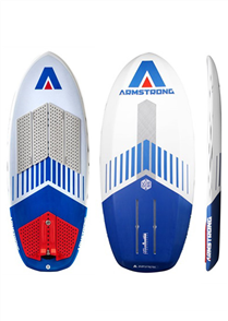 "Armstrong Foils Surf Tow Wake Board 4'11"" 38L"