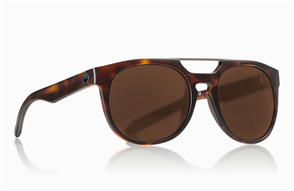Dragon Proflect Sunnies, Matte Tort Brown P2