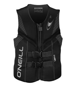 Oneill Reactor Uscg Vest, A05 Black Black