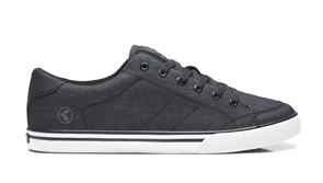 Kustom Kramer Select Shoe, Black Mirco
