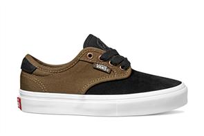 Vans Chima Ferguson Pro Youth Shoes Black Teak