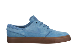 Nike Sb Zoom Stefan Janoski Shoe, Blue Gum