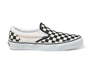 Vans Classics Plus Cso Youth Shoe, Black White Check