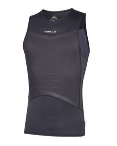 Oneill Hyperfreak Rib Cage Vest, Black