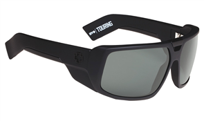 SPY Touring Sunnies - SFT Mat Blk