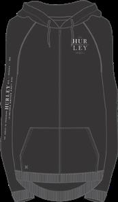 Hurley Split Mod Zip Fleece, 00A