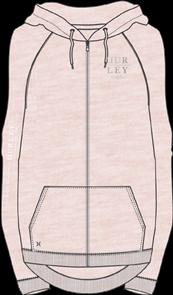 Hurley Split Mod Zip Fleece, H6Gm