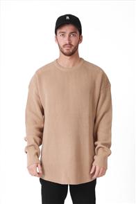 RPM Oversize Knit, Tan