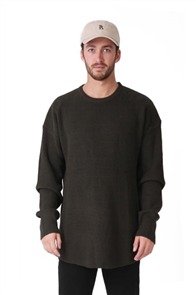 RPM Oversize Knit, Army