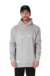 RPM Manufacturing Hood, Grey Marl