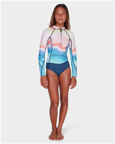 Billabong Teen Salty Dayz - 2Mm Long Sleeve Sp, Mirage