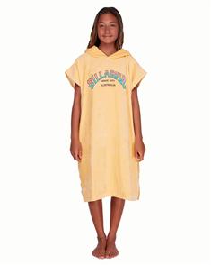 Billabong Wake Up Hooded Towel, Sundream