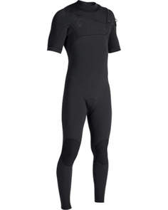 Vissla 7 Seas 2/2Mm Short Sleeve Full Suit, Stealth