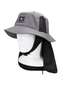 Oneill ECLIPSE BUCKET HAT 3.0, Grey