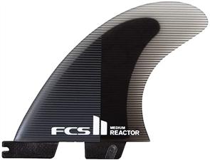 FCS II Reactor PC Large Thruster Set, Charcoal/Black