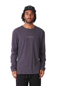 RPM Stripe L/S tee