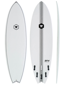 7S SuperFish 4 Innegra Matrix Surfboard