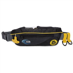 MTI Adventurewear SUP Safety Belt - Black