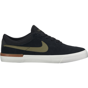 Nike Sb Hypervulc Eric Koston Shoe, Black Olive White