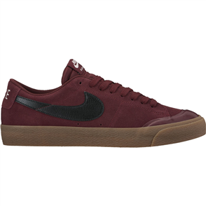 Nike SB Zoom Blazer Low XT Skateboarding Shoe, Dark Team Red