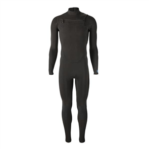 Patagonia Men's R1 Lite Yulex Front-Zip Full Suit, Black