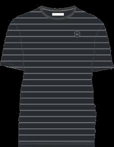 Hurley Oaxaca Dri-Fit Short Sleeve Crew T-Shirt, 010