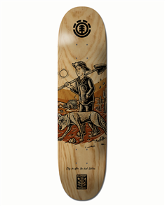 Element Timber Settlr Deck, Size 8.5