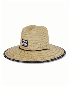 Billabong Waves Straw Hat, Natural