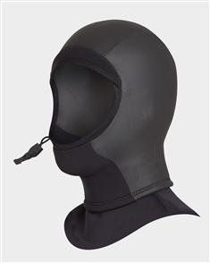 Billabong 2Mm Furnace Carbon Hood, Black