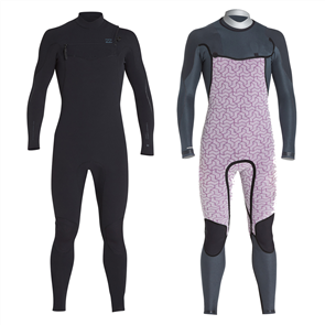 Billabong 302 Furnace Carbon Comp Springsuit