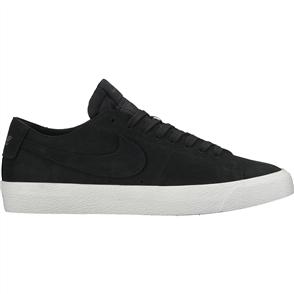 Nike SB Zoom Blazer Low Deconstruct Shoe, Black White