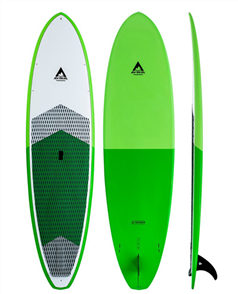 Adventure Paddle Allrounder X1 SUP, Green Green