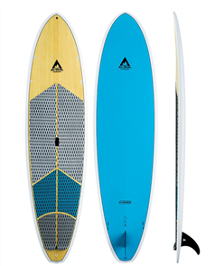 Adventure Paddle Allrounder X2 SUP, Bamboo Blue