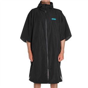 FCS SHELTER ALL WEATHER PONCHO, Black
